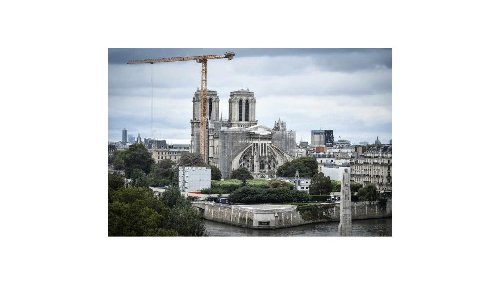 Architecture : quatre équipes en compétition pour repenser les abords de Notre-Dame de Paris